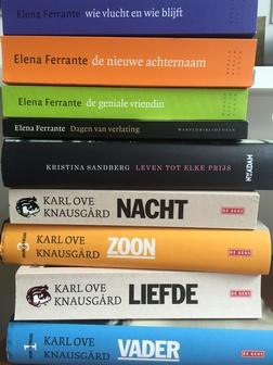 Binge-lezen met Ferrante